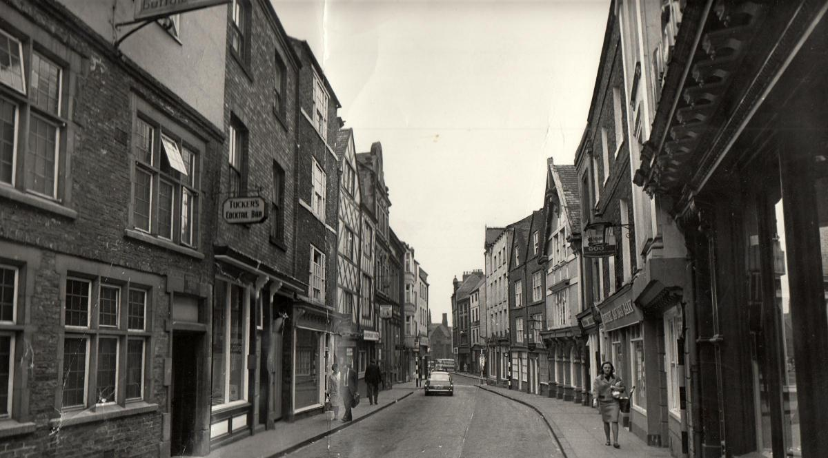 Pictures Life In 1960s Durham City From The Northern Echo Archives
