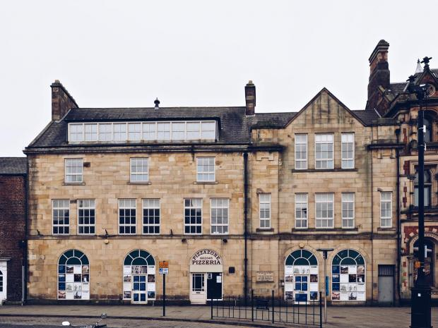 The Northern Echo: No 2: The Barrington School, dating from 1810, is to be transformed into a Spanish Art Gallery