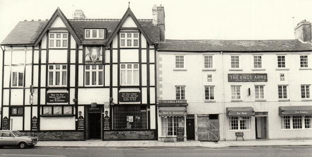 The Northern Echo: No 6: The hotels, Queen's Head and the King's Head, in the 1970s