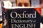 New words give food for thought to dictionary users