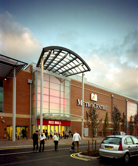 Owner of the Metrocentre in Gateshead Shopping centre, Intu, has swung to an annual loss after suffering a collapse in the value of its properties in what it described as a