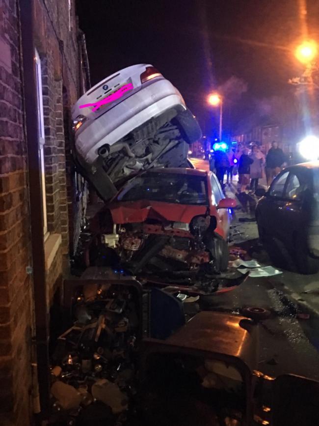 Shock for Easingwold residents after car crash leaves scene of ...
