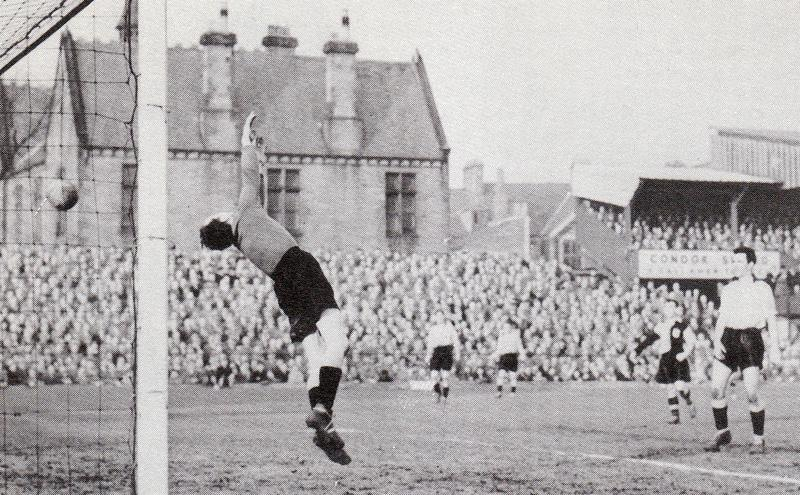Squeeky Bum Time In 1957 When Bishop Auckland And Crook Town