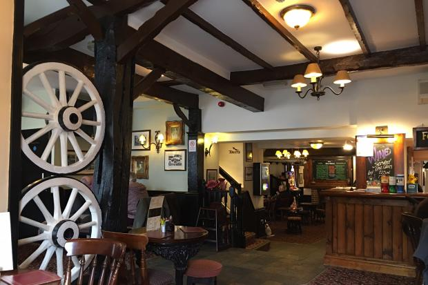 Eating Out news from the The Northern Echo Restaurant Review  The Old Black Swan  Bedale