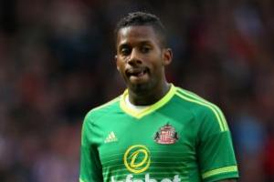 LEAVING WEARSIDE: Jeremain Lens, who has spent the current campaign on loan at Fenerbahce