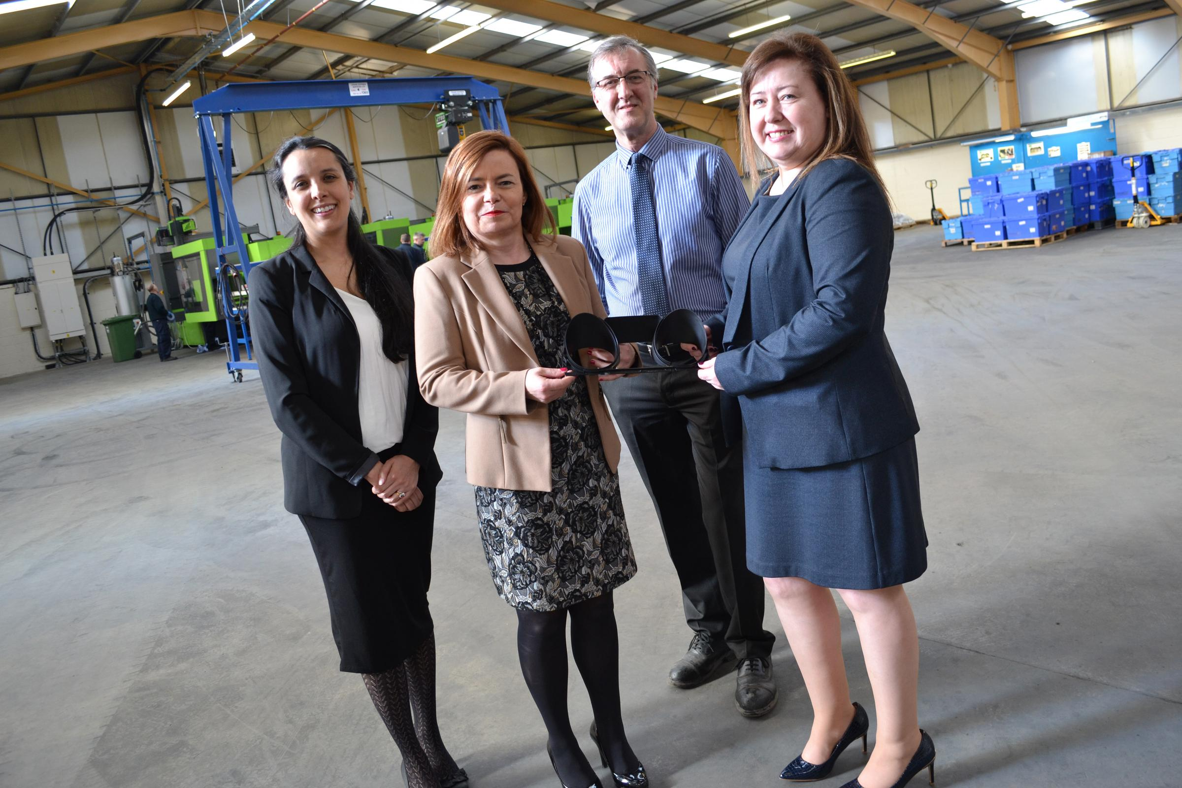 Business Which Supplies Car Makers Helped By Durham City Law Firm