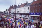 RUN: Runners enjoy last year's Northallerton 10k
