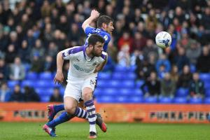 FRUSTRATIONS: Newcastle defender Grant Hanley has not played as many games as he would have liked this season