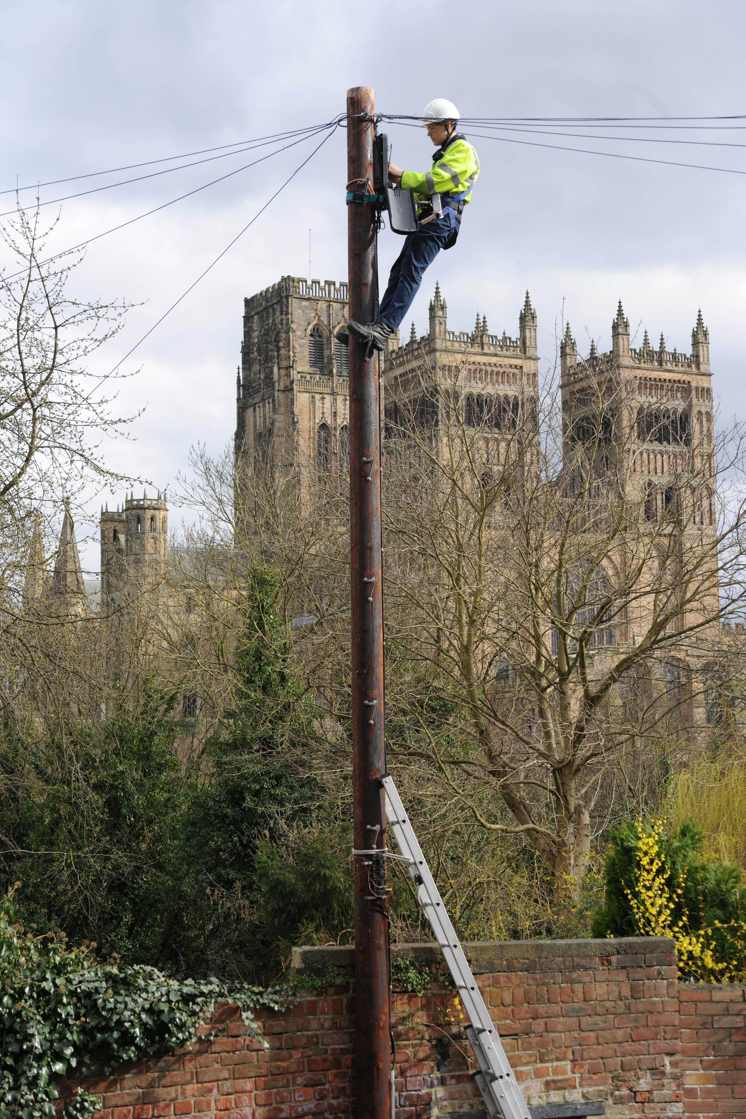 Company Says 45 Posts Will Be Based Across County Durham And