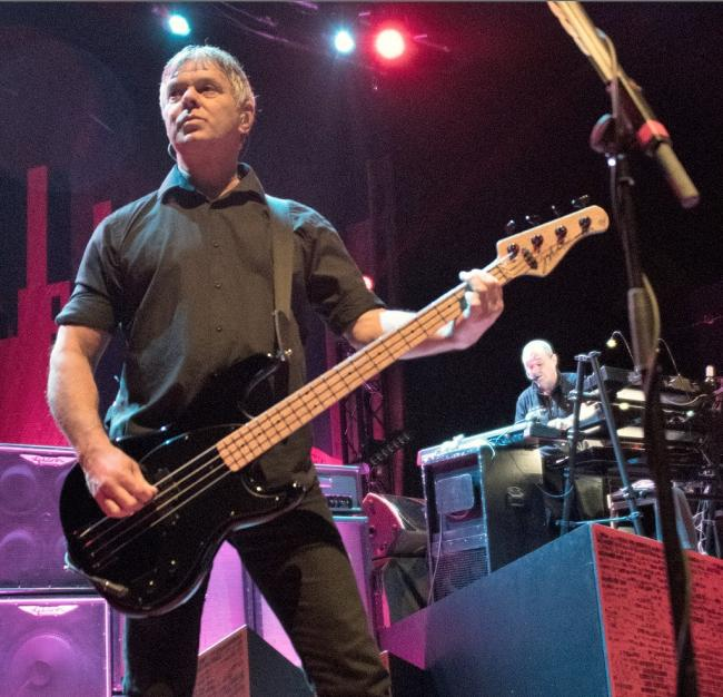 The Stranglers o2 Academy Ncle Picture: Dave Lawrence