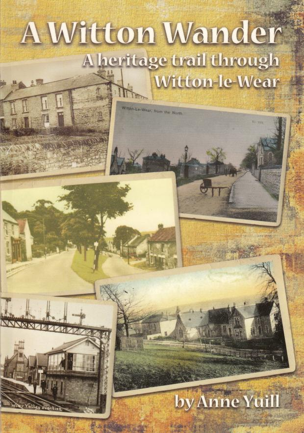 The Northern Echo: NEW BOOK: A Wander Through Witton by Anne Yuill