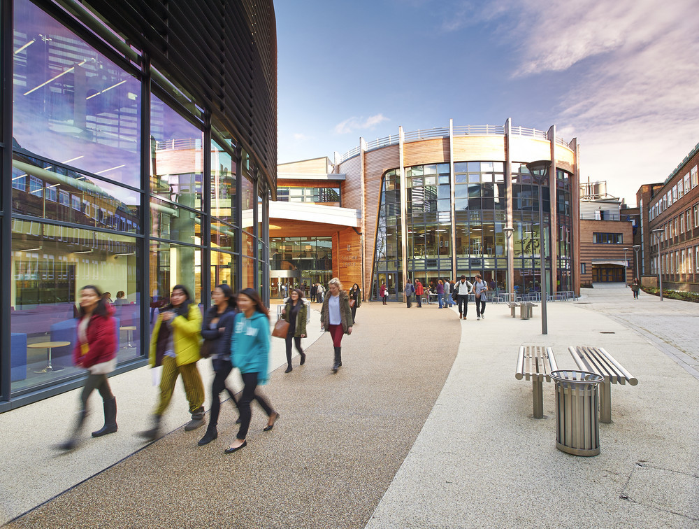 Durham University has been ranked as best in the North-East