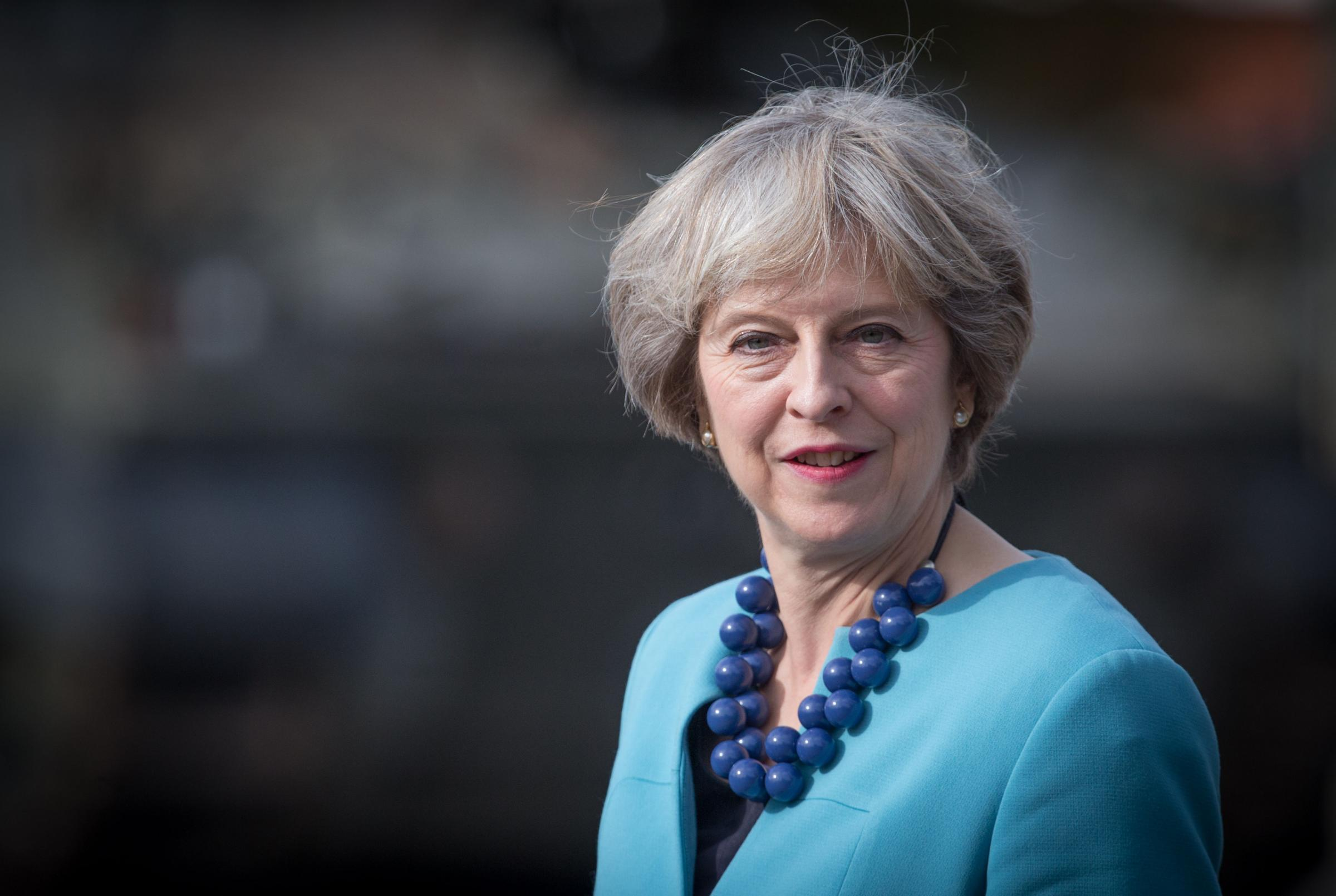 OPPORTUNITY: Did Theresa May miss the opportunity to make a stand against sexism?