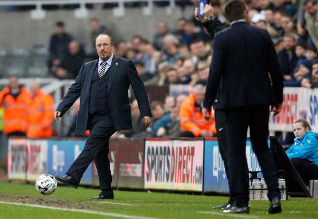 The Northern Echo: ACHIEVED? Newcastle United manager Rafael Benitez