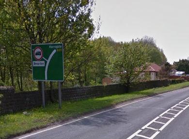 Woman biker from Harrogate dies in A61 crash involving four vehicles