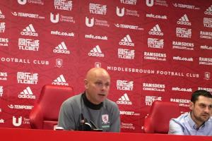 Middlesbrough: Full transcript of Steve Agnew's Tees-Wear press conference