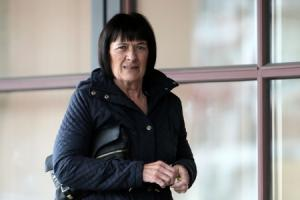 DEATH: Ann Benson arrives at Newton Aycliffe Magistrate's Court to be sentenced for causing death by careless driving. Picture: STUART BOULTON