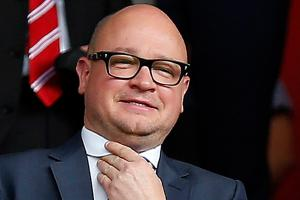Newcastle United managing director Lee Charnley, who was arrested after Her Majesty's Revenue and Customs officers carried out raids at St James' Park and the club's training ground. Charnley was later released without charge. Picture: Chris Ison/PA Wire