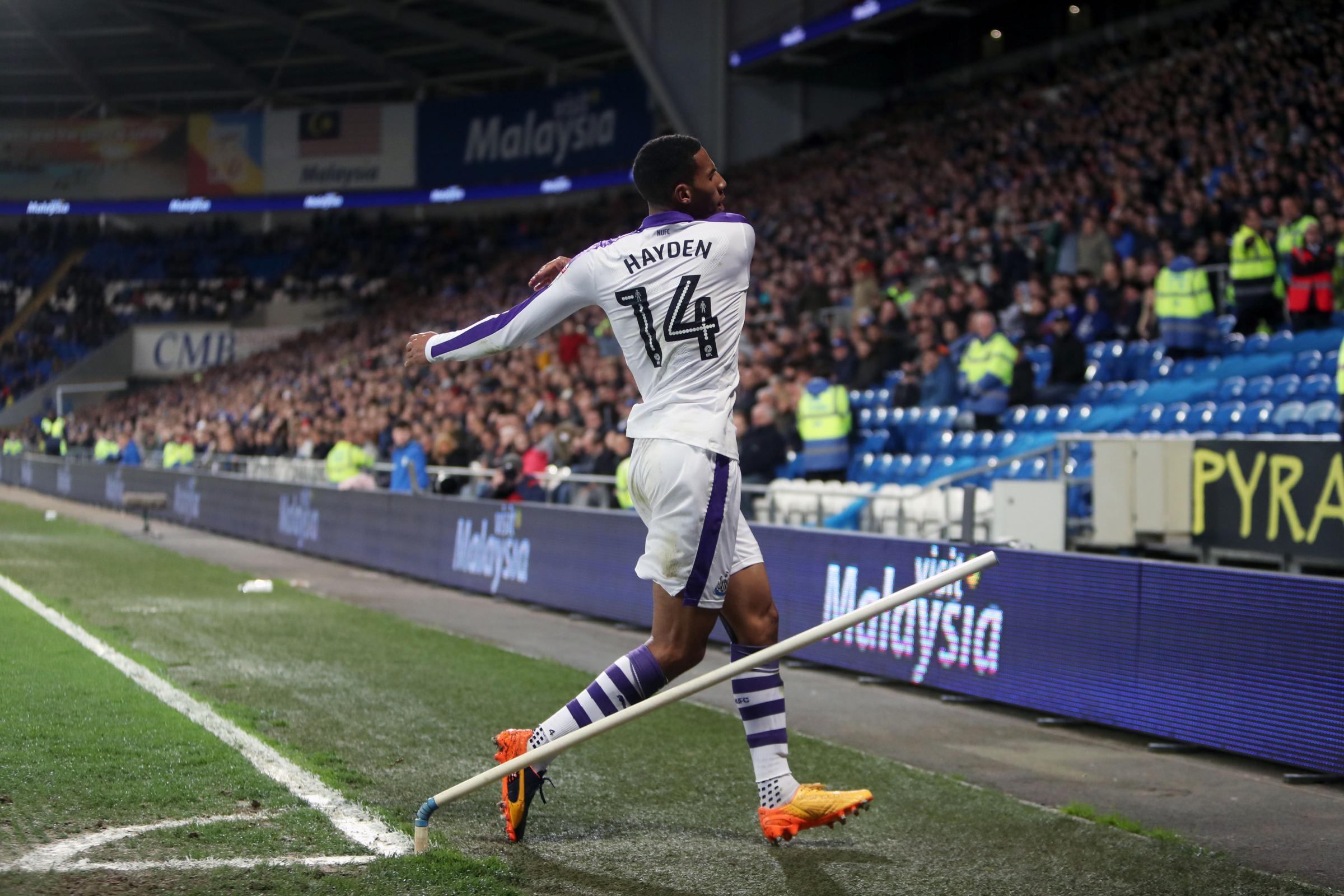 Newcastle: Hayden relishing Premier challenge | The Northern Echo
