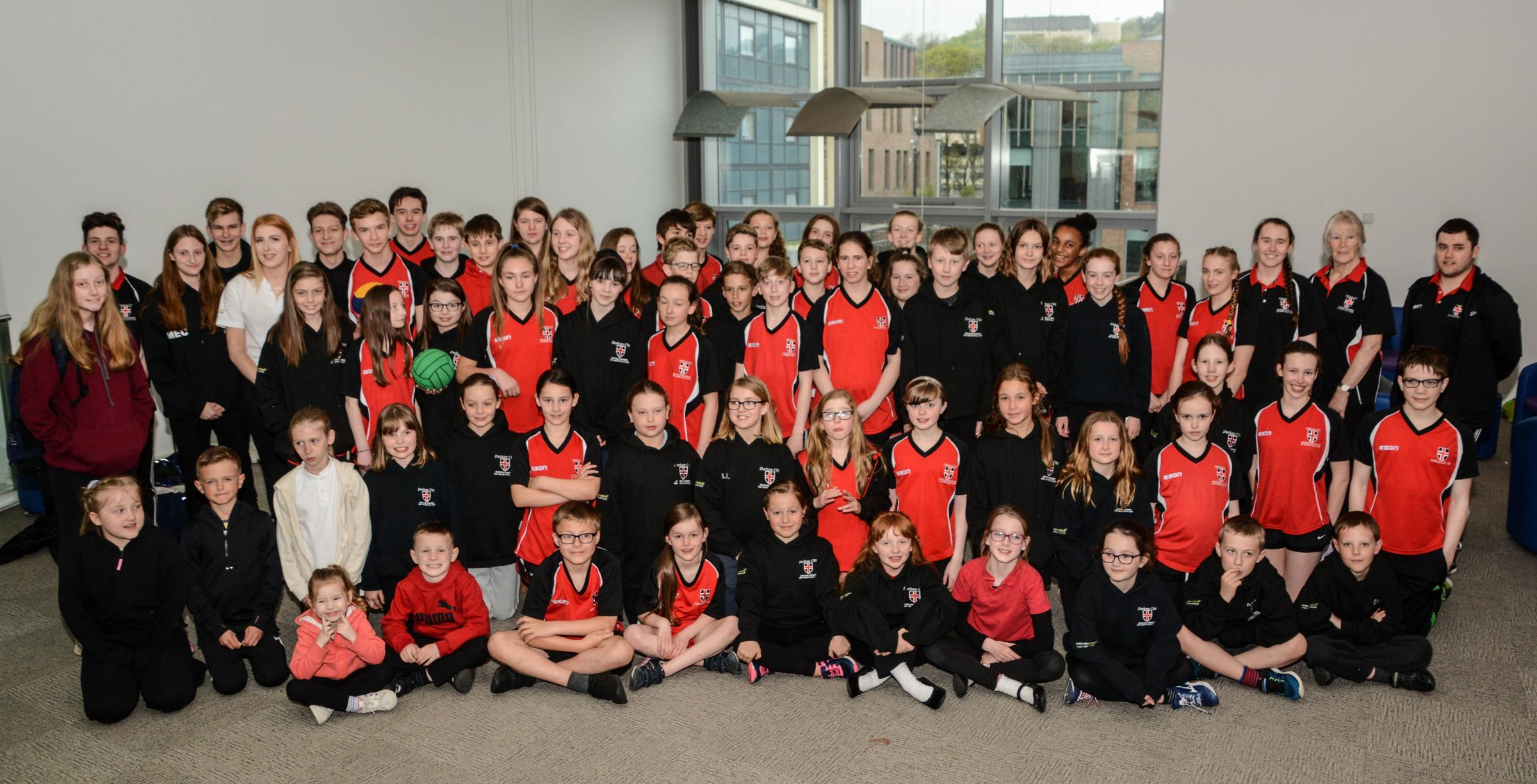 Durham Swimming Club Back To Full Strength And Has Eyes On The