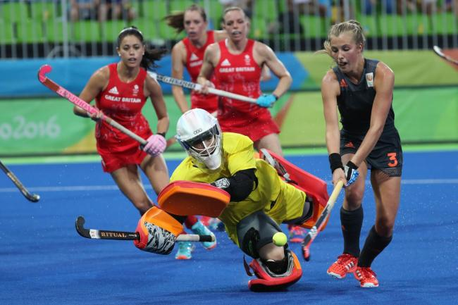 The gold medal success of Britain's women' at the Olympics has encouraged more youngsters to take up the sport, but playing hockey at university can be prohibitively expensive