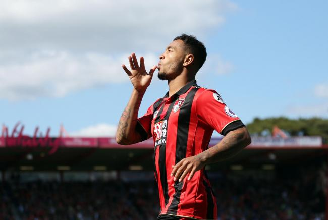TRANSFER TARGET: Newcastle are keen to sign Bournemouth striker Joshua King this summer