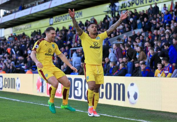 The Northern Echo: WANTED? Burnley's Andre Gray