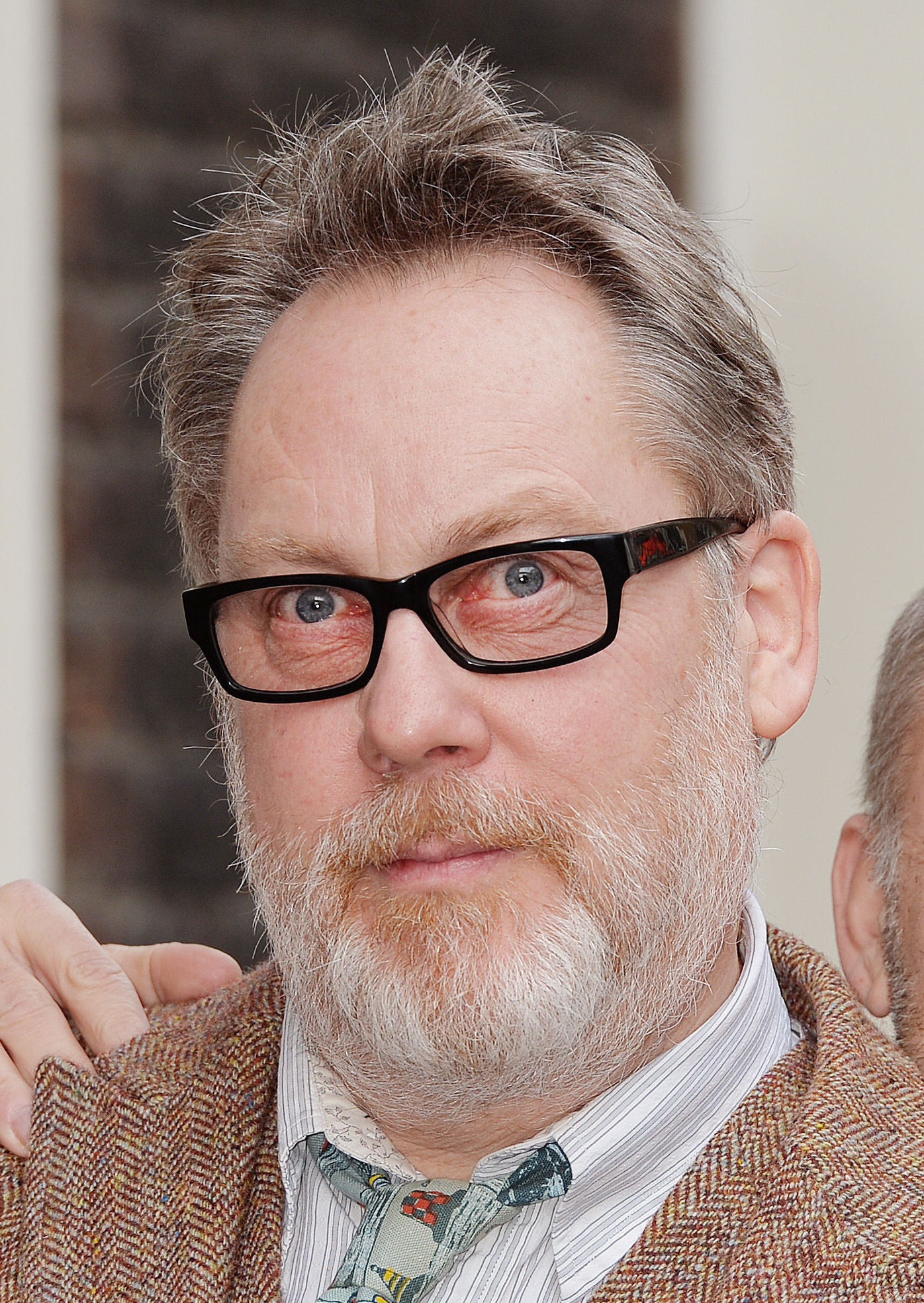 STAR: Vic Reeves Picture: John Stillwell/PA Wire