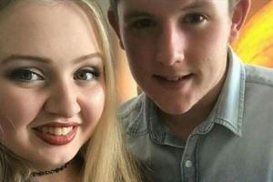MISSING: Chloe Rutherford, 17 and Liam Curry, 19