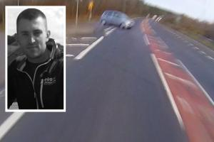 FOOTAGE: Grieving fiancee of Radoslaw Drzewiecki releases footage of fatal crash to encourage drivers to take care