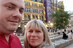 Angelika and Marcin Klis who had gone to Manchester Arena to collect their daughters were among the victims