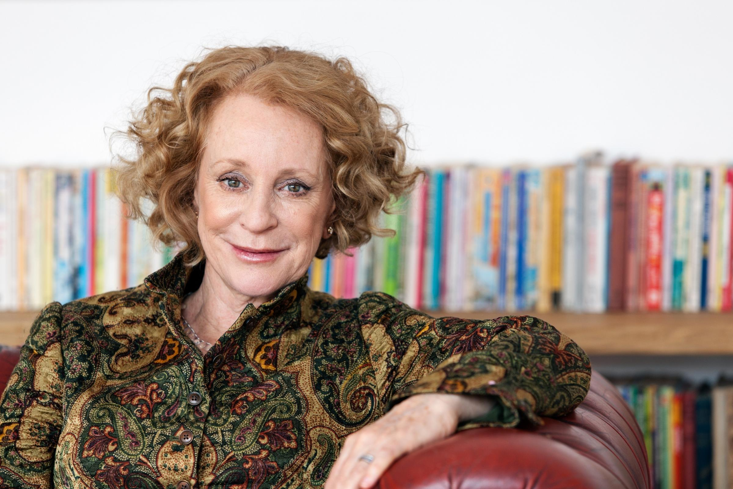 NOVELIST: Historical author Philippa Gregory will open Stokesley's new community library