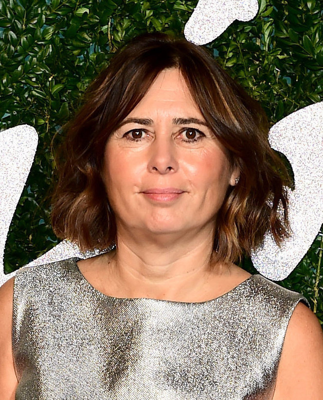 Alexandra Shulman, who is stepping down as editor-in-chief of British Vogue after more than 25 years in the role. Picture: Ian West/PA Wire