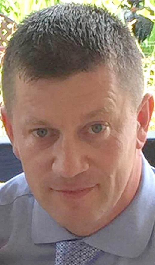 455bd0efb Policeman killed in Westminster terror attack receives bravery medal ...