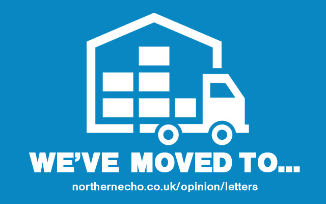 The Northern Echo: Letters has moved
