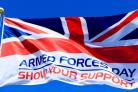 EVENT: The Shildon branch of the Royal British Legion will host an event for Armed Forces Day on Saturday, June 24