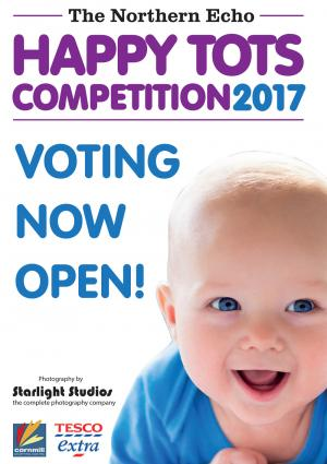 The Northern Echo: See the photos of all our Happy Tots and vote for your favourite.