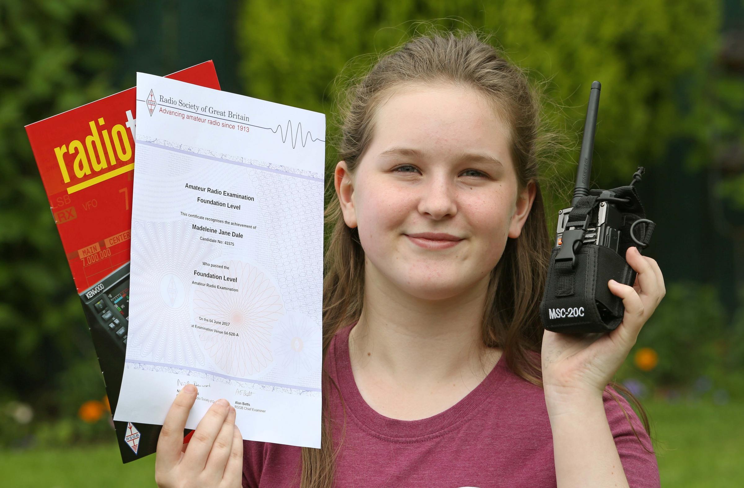 show radio Durham amateur