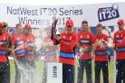 Debutant Dawid Malan stars as England beat South Africa to win Twenty20 series