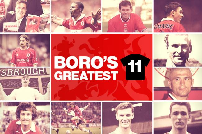 Your Vote: Who are Middlesbrough FC's greatest ever players