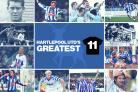 Fans have chosen their greatest ever Hartlepool United XI