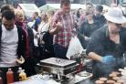 Saltburn Food Festival on this weekend