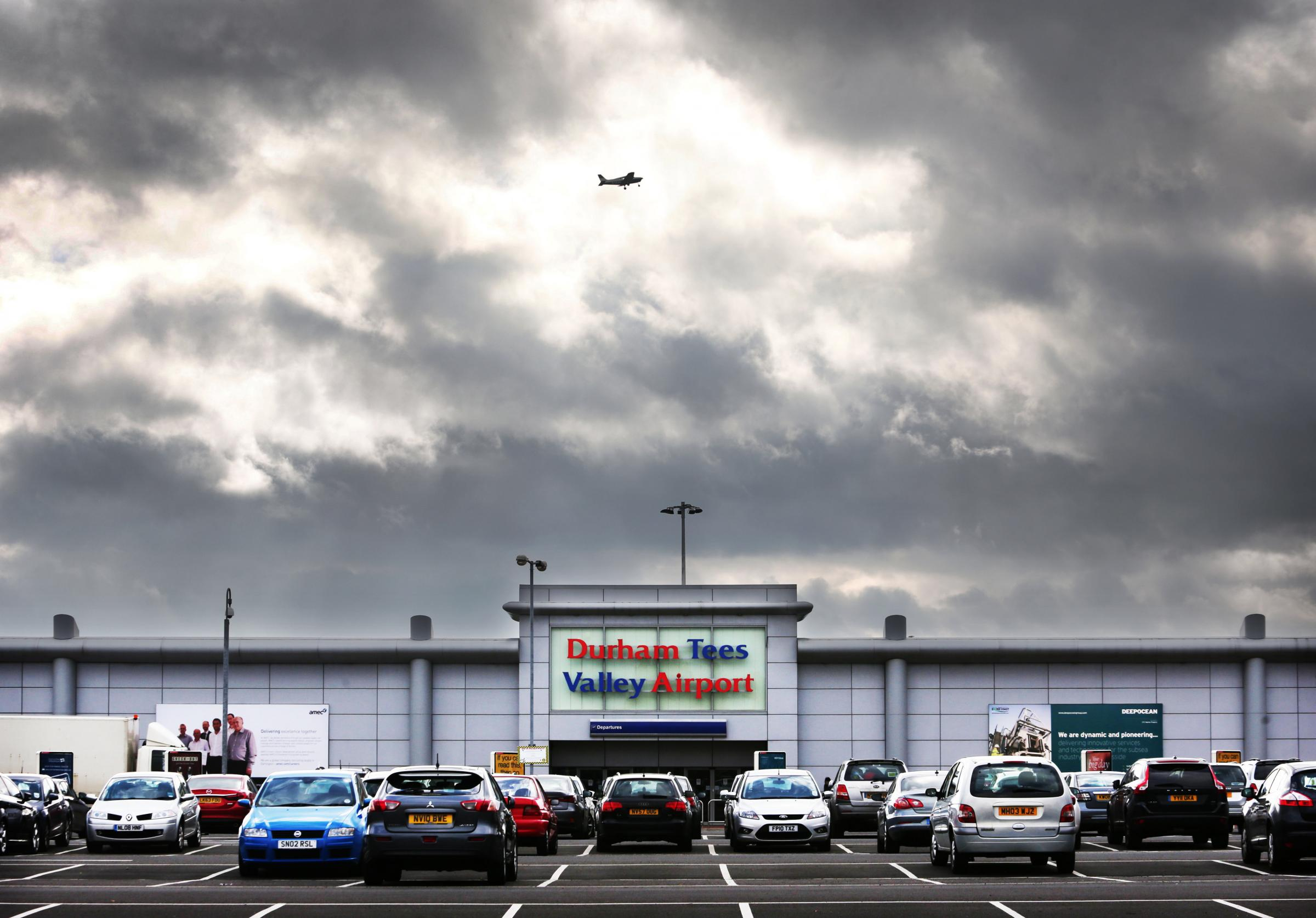 Durham Tees Valley Airport 'could close in 2021' - MP