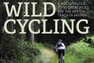 Chris Sidwells out and about researching his Wild Cycling book