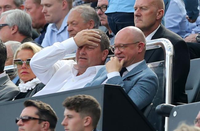 Mike Ashley has put a large amount of power into the hands of Newcastle United managing director Lee Charnley