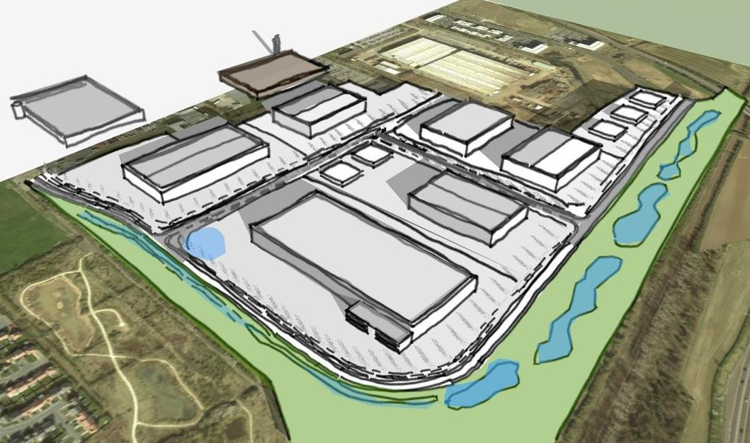 New industrial hub 'has potential to create thousands of jobs' for town