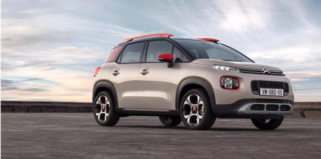 The new C3 Aircross
