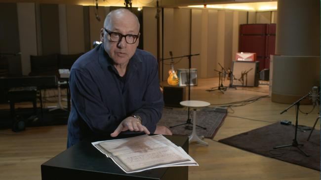 HISTORY: Mark Knopfler is presenting a programme about Jeremiah Dixon, from Cockfield in County Durham, tonight. Picture: BBC Inside Out North East and Cumbria