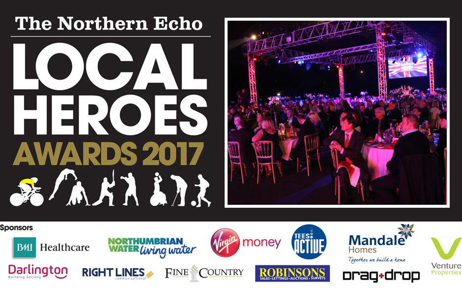 The Northern Echo: Local Heroes Awards 2017