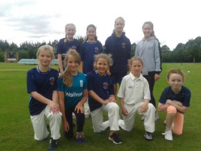 1d2deabd9c90ad GIRLS  Girls from Sedgefield teams which have made it through to the finals  of the